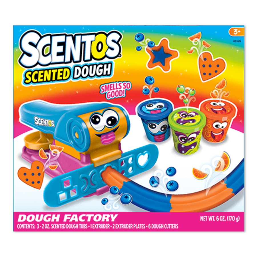 Scentos Scented Dough Kit