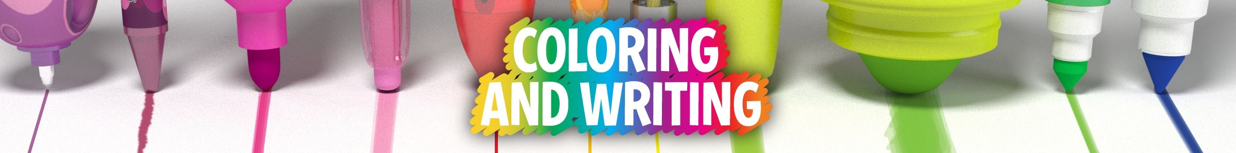 Coloring & Writing