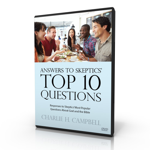 Answers to Skeptics' Top Ten Questions (DVD)