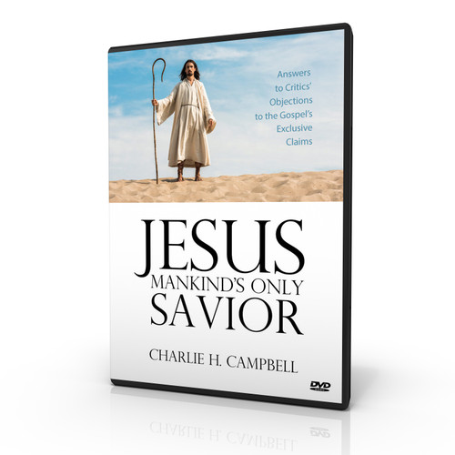 Jesus: Mankind's Only Savior (DVD)