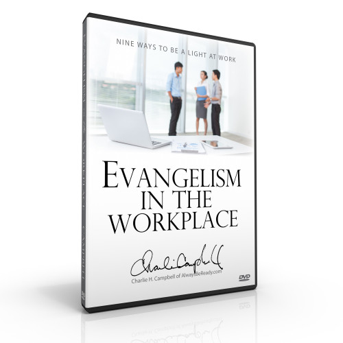 Evangelism in the Workplace (DVD)