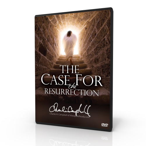 The Case for the Resurrection (Digital download mp4 video)