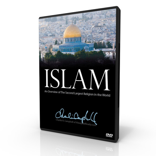Islam: An Overview of the Second Largest Religion in the World (Digital download mp4 video)