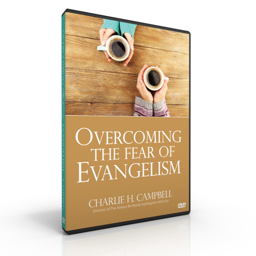 Overcoming the Fear of Evangelism (DVD)
