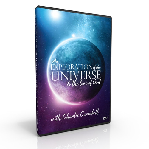 An Exploration of the Universe and the Love of God (DVD)