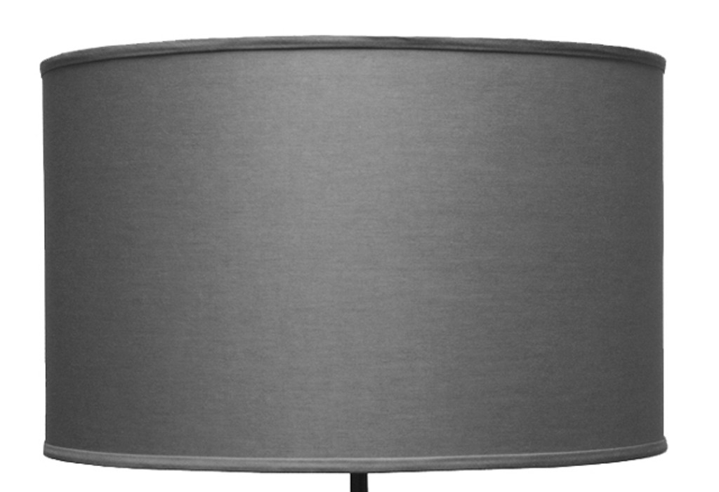 Charcoal Lamp Shade 18x18x11