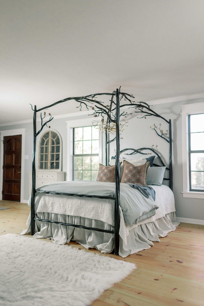 Canopy Bed.Enchanted Forest Canopy Bed