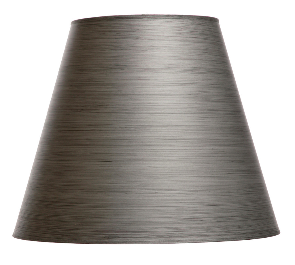Pewter Table Lampshade 14 inch