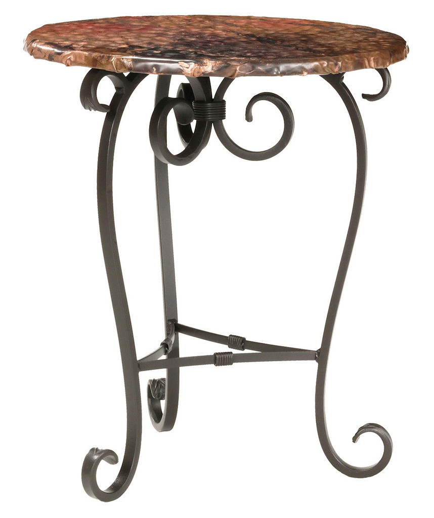 Base Only Stratford Iron Occasional Table