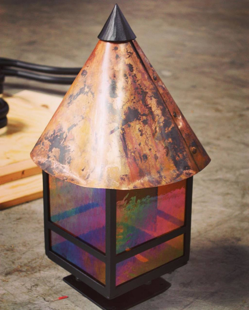 Custom Outdoor Lantern
