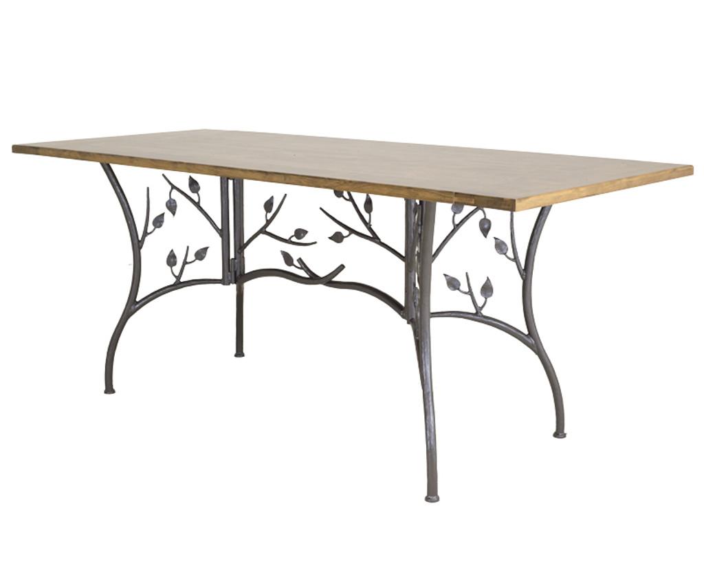 Leaf Folding Table