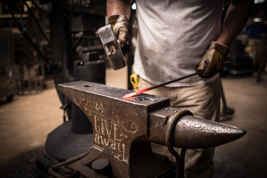 Hand-Forged Unwind Corkscrew