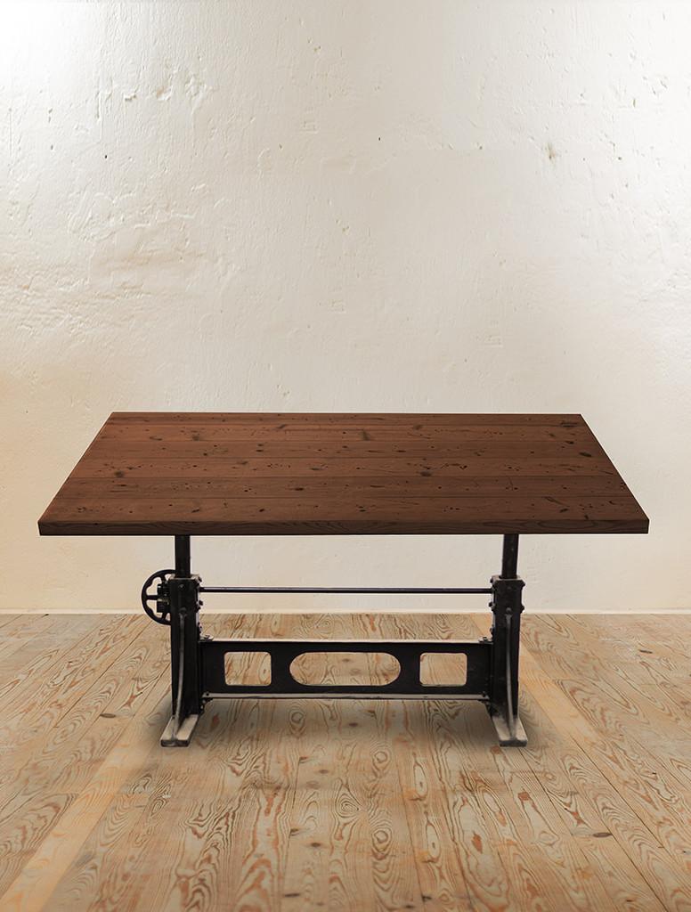 Momentum Crank Adjustable Drafting Table