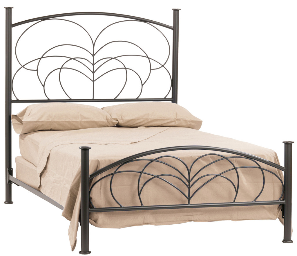 Willow Iron Queen Bed