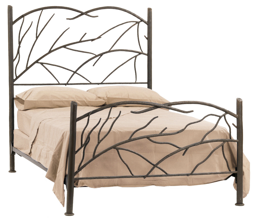 Norfork Iron Twin Bed