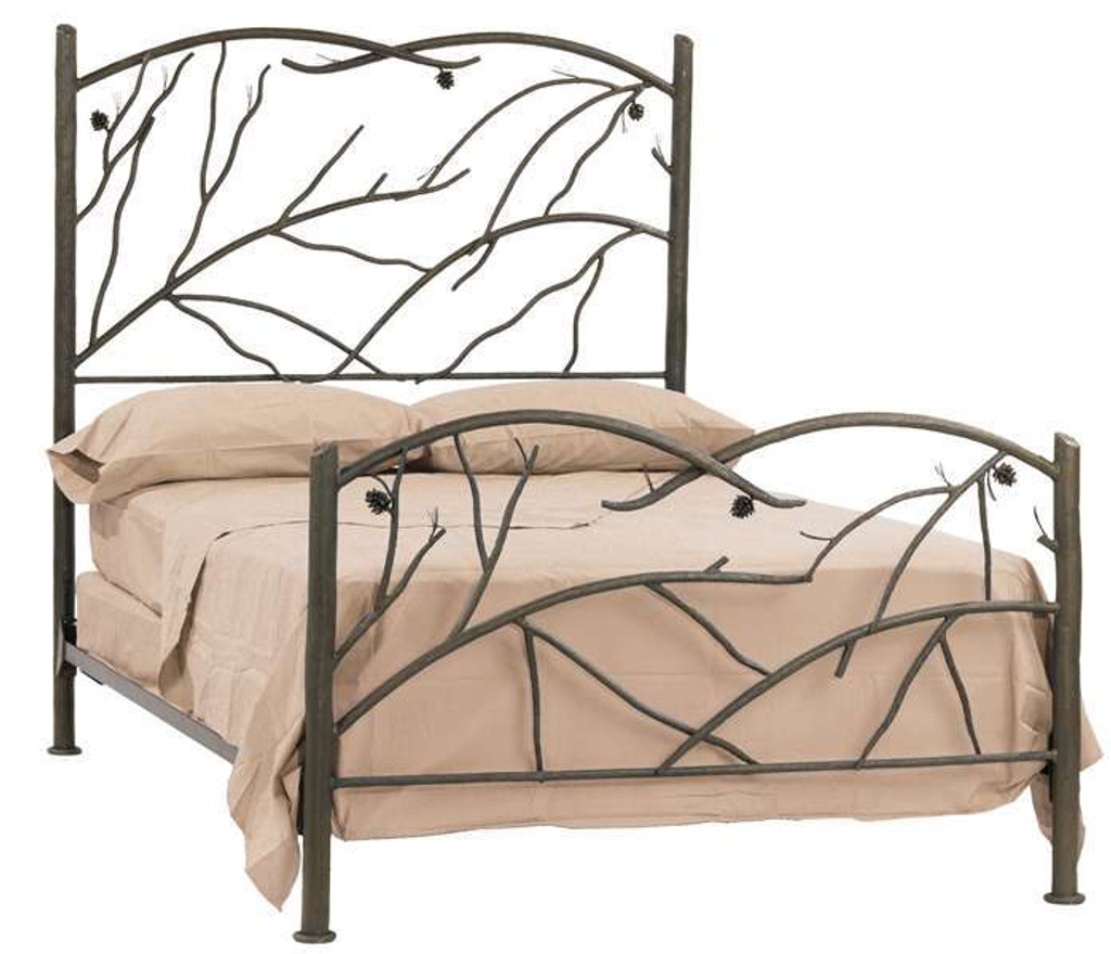 Full Size Iron Bed Frame Wrought Iron Bed Full