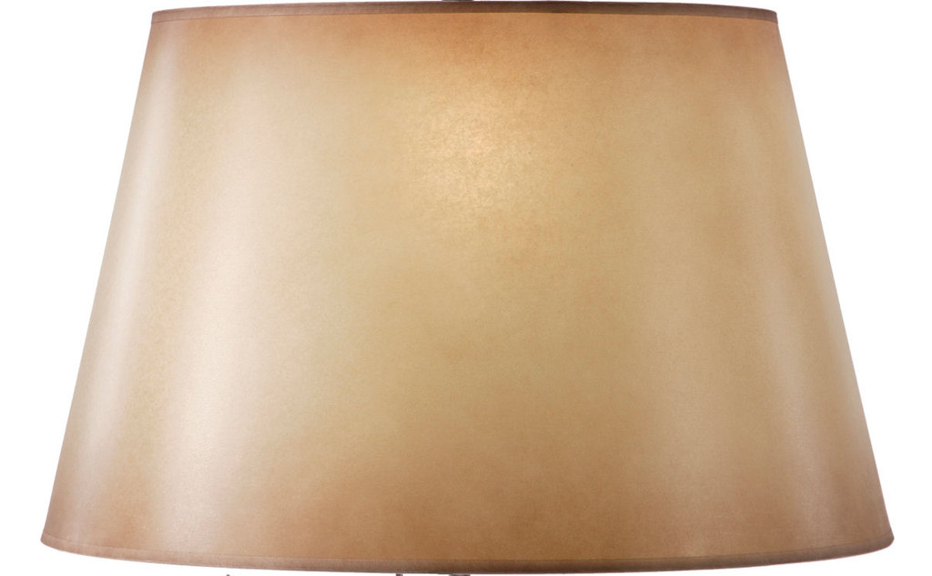 Amber Glow Floor Lamp Shade (14 x 19 x 12)