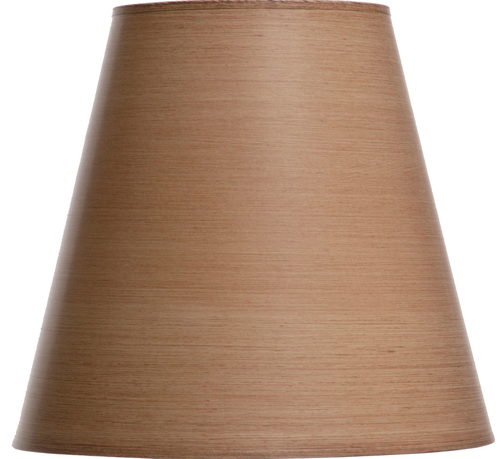 Taupe Table Lamp Shade 14 inch