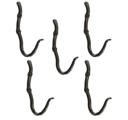 Rush Single Hook- 5 Piece Set