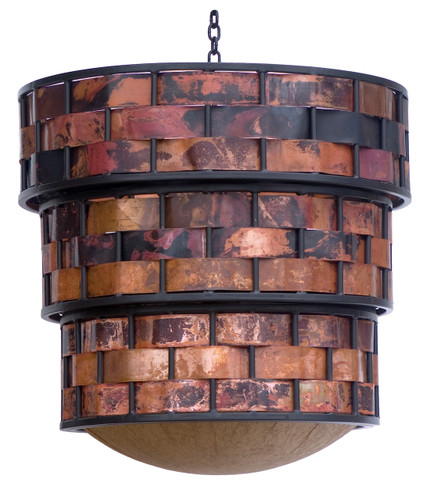 Rushton Iron Chandelier