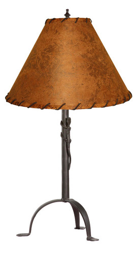Gecko Iron Table Lamp