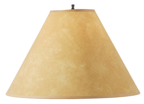 Parchment Table Lampshade 18 inch