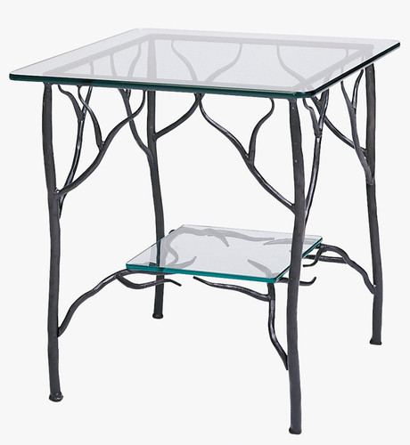 Base Only Branch Side Table
