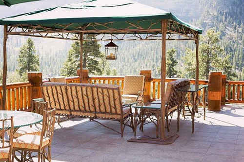 Custom Outdoor Patio Set