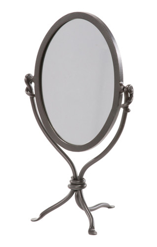 Queensbury Iron Table Mirror