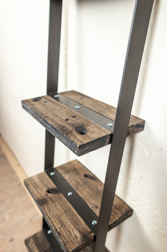 "16"" Urban Forge Narrow Ladder Wall Shelf"