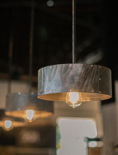 Urban Forge Pendant Lamp