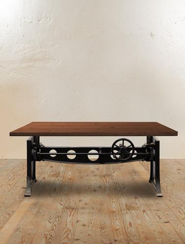 Progress Crank Adjustable Dining Table