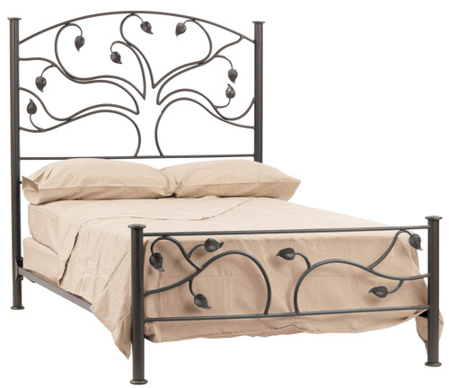 Live Oak Iron Queen Bed