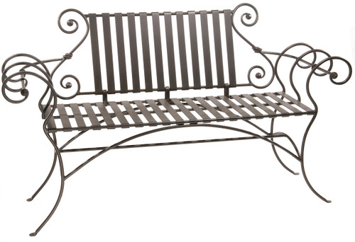 Waterbury Iron Bench 63 inch
