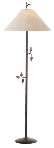 Leaf Iron Floor Lamp