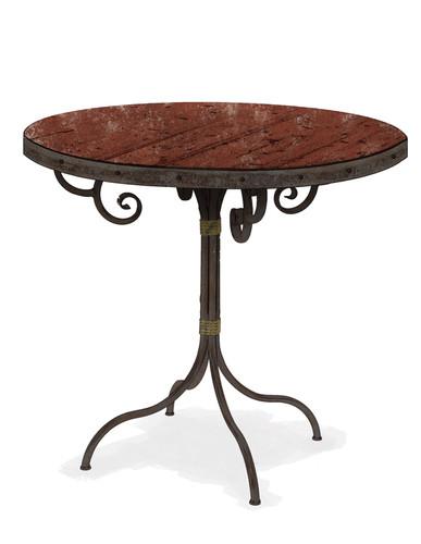 Custom High Boy Table
