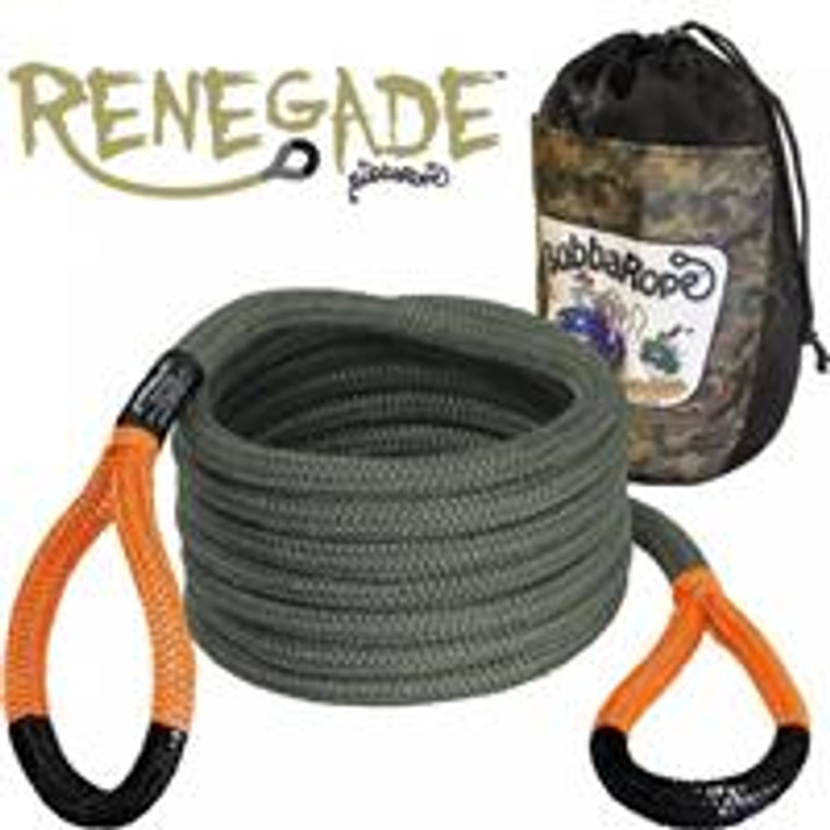 Bubba Rope 30 Foot Renegade Recovery Rope