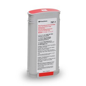 Pitney Bowes 787-1 Genuine Red Ink for SendPro P and Connect Series