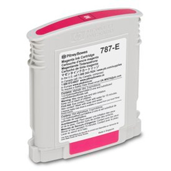Pitney Bowes 787-E Genuine Magenta Ink for SendPro P and Connect Series