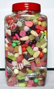 Charity- Count The Sweets Jar