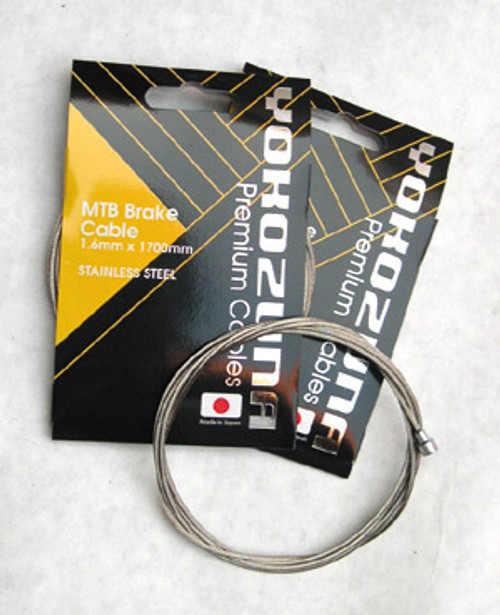 Yokozuna Stainless Steel Bicycle Brake Cable
