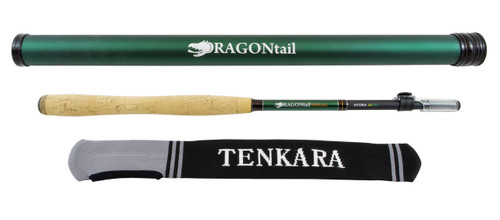 DRAGONtail HYDRA zx390 Zoom Tenkara Rod