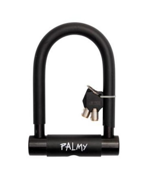Palmy Lightweight Alloy Mini U-Lock