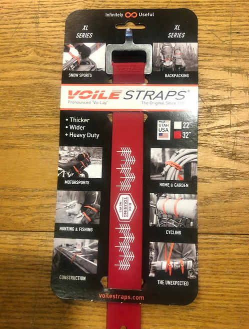 Bike Touring News XL Voilé Straps