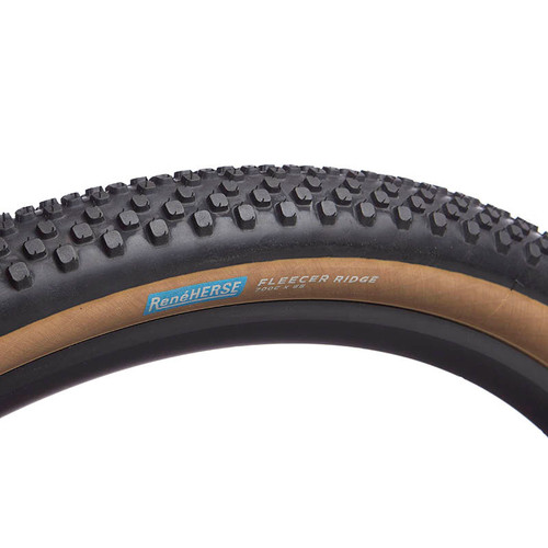 René Herse Fleecer Ridge Tire - 700c x 55mm