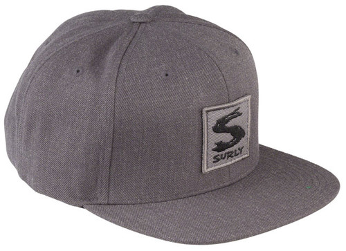Surly Gray Area Snap Back Hat