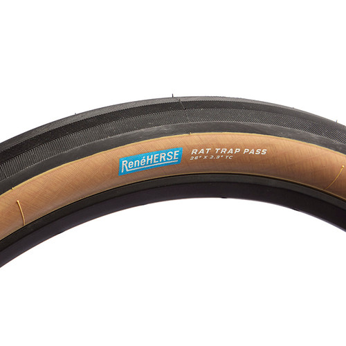 "Rene Herse Rat Trap Tire - 26"" x 2.3"""