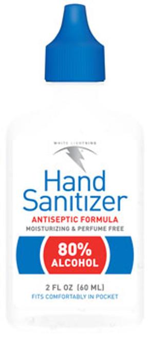 White Lightning Hand Sanitizer - 2oz