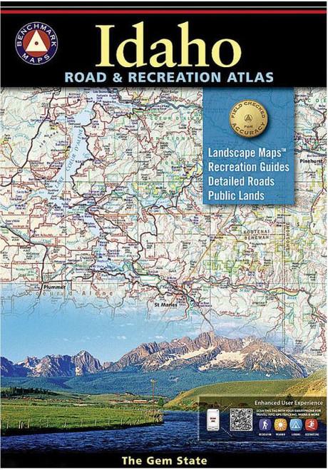 Benchmark Road & Recreaction Atlas