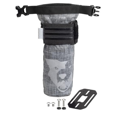 Wolf Tooth B-RAD 0.6L Teklite Roll-Top Bag with Mounting Plate